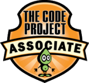 Proud to be a Code Project associate